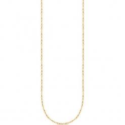 Łańcuszek Złoty - złoto żółte 585. Żółte łańcuszki damskie W.KRUK, złote. Za 329,00 zł.