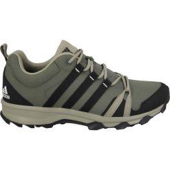 Buty trekkingowe męskie: Adidas Buty męskie TraceRocker zielone r. 46 2/3 (AQ4107)
