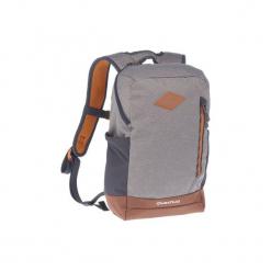 Plecak turystyczny NH500 10 l. Brązowe plecaki męskie marki QUECHUA, z materiału. Za 54,99 zł.