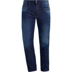 Jeansy męskie: Replay ANBASS Jeansy Slim Fit dark blue denim