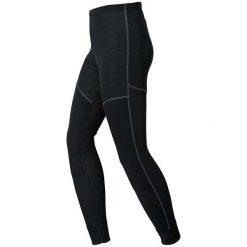 Odlo Spodnie dziecięce Pants X-WARM KIDS czarne r. 128 (55179/15000). Czarne spodnie chłopięce marki Odlo. Za 149,95 zł.