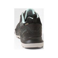 Adidas Performance TERREX SWIFT R2 GTX W Obuwie hikingowe core black/ash green. Brązowe buty sportowe damskie marki adidas Performance, z gumy. Za 599,00 zł.