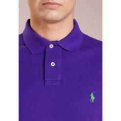 Polo Ralph Lauren SLIM FIT Koszulka polo chalet purple. Fioletowe koszulki polo marki Reserved, l, z bawełny. Za 419,00 zł.