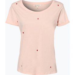 T-shirty damskie: Review – T-shirt damski, różowy