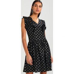 Sukienki hiszpanki: See u Soon ROBE Sukienka koktajlowa black