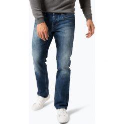 Jeansy męskie regular: BOSS Casual - Jeansy męskie – Orange 25, niebieski