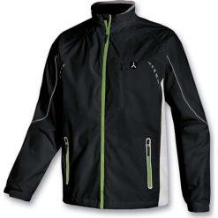 Kurtka w kolorze czarnym. Niebieskie kurtki sportowe męskie marki Burton Menswear London. W wyprzedaży za 189,00 zł.