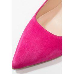 Buty ślubne damskie: Brenda Zaro DIAN Czółenka pink ray