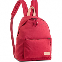 Plecak EASTPAK - Padded Sleek'R EK46D Studded Rose 69U. Czerwone plecaki męskie Eastpak, z materiału. Za 359,00 zł.