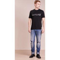 T-shirty męskie: Neil Barrett BLACKBARRETT LOGO SHORT SLEEVE Tshirt z nadrukiem black/greys