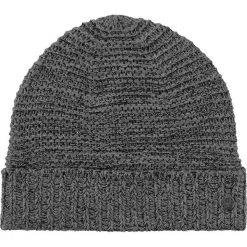 Barts - Czapka Candice Beanie dark heather. Brązowe czapki zimowe damskie marki Barts, na zimę, z dzianiny. W wyprzedaży za 39,90 zł.