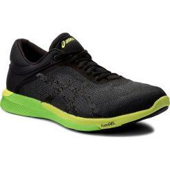 Buty sportowe męskie: Buty ASICS – FuzeX Rush T718N Carbon/Black/Safety Yellow 9790