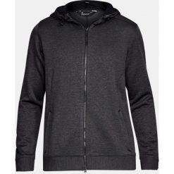 Bluzy męskie: Under Armour Bluza męska Sportstyle Sweater Fleece Full Zip grafitowa r. L (1303818-001)