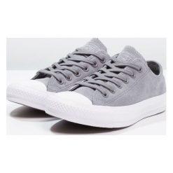 Converse CHUCK TAYLOR ALL STAR OX Tenisówki i Trampki cool grey/white. Szare tenisówki męskie marki Converse, z gumy. W wyprzedaży za 246,35 zł.
