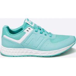 New Balance - Buty. Szare buty do fitnessu damskie marki KALENJI, z gumy. W wyprzedaży za 269,90 zł.
