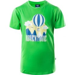 T-shirty chłopięce: BEJO Koszulka juniorska CASUS JUNIOR  Green r. 140
