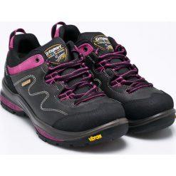 Grisport - Obuwie. Czarne buty trekkingowe damskie marki The North Face. W wyprzedaży za 319,90 zł.