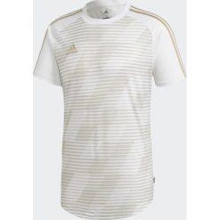 Koszulki sportowe męskie: Adidas Koszulka Tango GRA JSY Biały r. XL (CV9842)