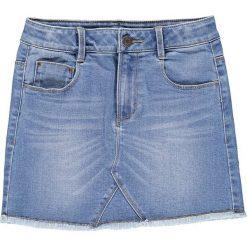 Spódniczki dziewczęce: Dżinsowa spódnica w kolorze niebieskim