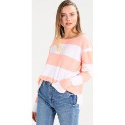 Swetry klasyczne damskie: Juvia LONG SLEEVE Sweter neon peach