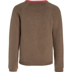 Swetry damskie: IKKS CITY COULEUR BLOCK Sweter taupe