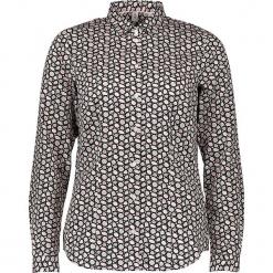 Bluzka - Comfort fit - w kolorze biało-czarno-jasnoróżowym. Białe topy sportowe damskie Seidensticker, z bawełny. W wyprzedaży za 136,95 zł.