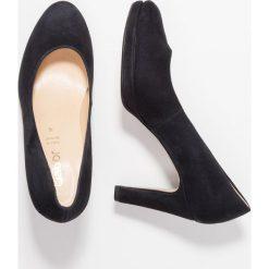 Gabor Czółenka na platformie pazifik. Czarne buty ślubne damskie marki L'INTERVALLE, z materiału. Za 419,00 zł.
