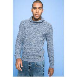 Medicine - Sweter Academic Scout. Niebieskie swetry klasyczne męskie marki MEDICINE, m, z bawełny. W wyprzedaży za 99,90 zł.