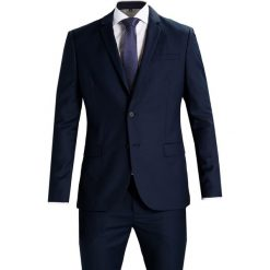 KIOMI Garnitur blue. Niebieskie garnitury KIOMI, z materiału. Za 509,00 zł.