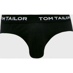Tom Tailor Denim - Slipy (3-pack). Szare slipy męskie marki TOM TAILOR DENIM, m, z bawełny. Za 129,90 zł.