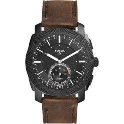 Fossil Q Q MACHINE Zegarek braun. Brązowe, analogowe zegarki męskie Fossil Q. Za 749,00 zł.