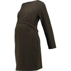 Sukienki hiszpanki: Boob NIKI Sukienka letnia earthy green