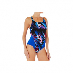 Strój jednoczęściowy pływacki Kamiye damski. Czarne stroje jednoczęściowe marki NABAIJI, moda ciążowa. W wyprzedaży za 59,99 zł.