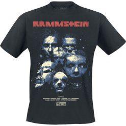 T-shirty męskie: Rammstein Sehnsucht Movie T-Shirt czarny