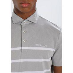 Polo Ralph Lauren Golf PRO FIT Koszulka sportowa grey. Szare koszulki do golfa męskie Polo Ralph Lauren Golf, m, z elastanu. W wyprzedaży za 343,85 zł.