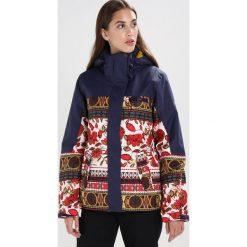 Roxy JETTY BLO  Kurtka snowboardowa red. Białe kurtki sportowe damskie marki Roxy, l, z nadrukiem, z materiału. Za 839,00 zł.