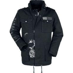 Kurtki męskie bomber: Volbeat EMP Signature Collection Kurtka czarny