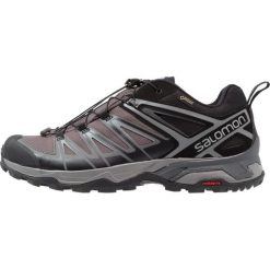 Salomon X ULTRA 3 GTX Obuwie hikingowe black/magnet/quiet shade. Szare buty skate męskie marki Salomon, z gumy, outdoorowe. Za 659,00 zł.