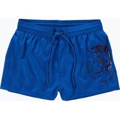 Bielizna męska: Diesel Intimates - Męskie spodenki kąpielowe, niebieski