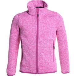 CMP Kurtka z polaru hot pink/bianco. Czerwone kurtki dziewczęce marki Reserved, z kapturem. Za 149,00 zł.