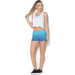 Colour Pleasure Spodnie damskie CP-020  60  granatowo-niebieskie r. M-L. Niebieskie spodnie sportowe damskie marki Colour pleasure, l. Za 72,34 zł.