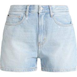 Calvin Klein Jeans Szorty jeansowe butano blue. Niebieskie jeansy damskie Calvin Klein Jeans. Za 349,00 zł.
