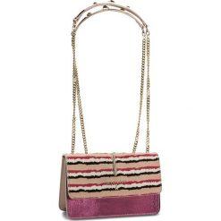 Torebka PATRIZIA PEPE - 2V5920/A3FU-XS57 Pink Fantasy. Czarne torebki klasyczne damskie marki Patrizia Pepe, ze skóry. W wyprzedaży za 719,00 zł.