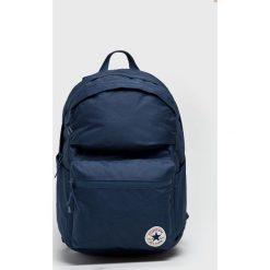 Converse - Plecak. Niebieskie plecaki damskie Converse, z materiału. Za 219,90 zł.