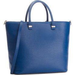 Torebki klasyczne damskie: Torebka CREOLE - RBI10077 Niebieski