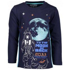Blue Seven Koszulka Chłopięca Z Rakietą 98 Niebieski. Niebieskie t-shirty chłopięce Blue Seven. Za 49,00 zł.