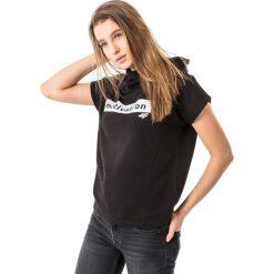 4f Bluza damska H4L18-BLD001 czarna r. L. Czarne bluzy sportowe damskie marki 4f, l. Za 77,99 zł.