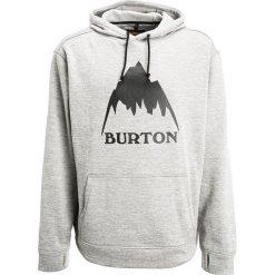 Bejsbolówki męskie: Burton OAK Bluza z polaru monument heather