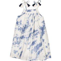 Sukienki dziewczęce: Sukienka na cienkich ramiączkach tie & dye 3-12 lat