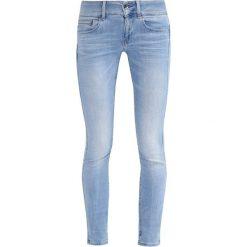 GStar MIDGE CODY MID SKINNY  Jeansy Slim fit brantley denim. Niebieskie jeansy damskie marki G-Star. W wyprzedaży za 511,20 zł.
